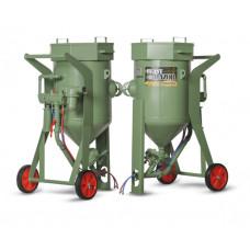 Аппарат BlastRazor Z-100RC (DBS-100RC) c дозатором FSV + ДУ