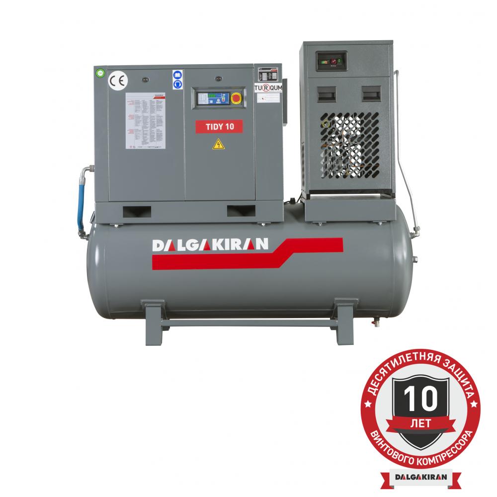 Компрессор винтовой TIDY10-7-500D  (Compact)