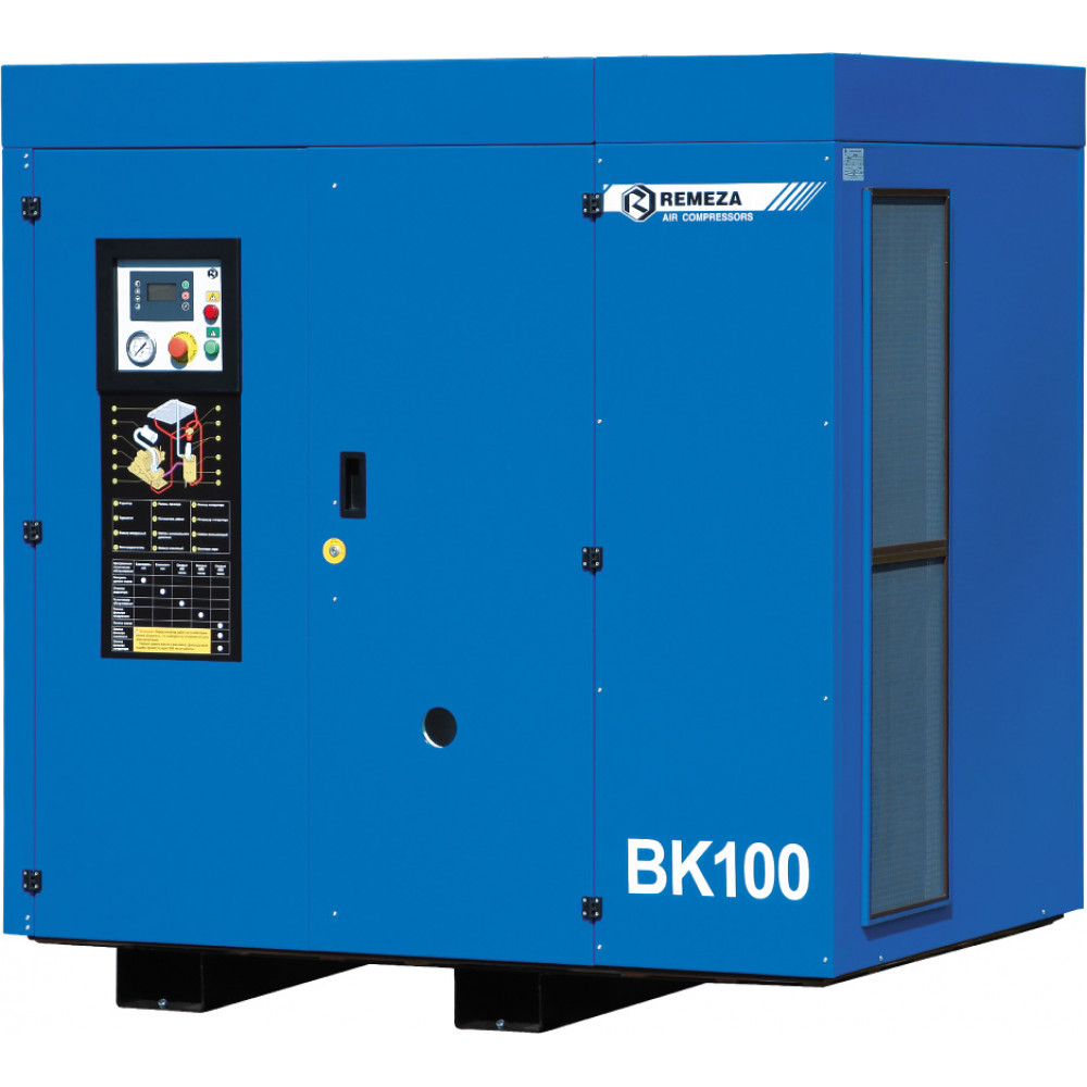 Винтовой компрессор ВК100Р-8