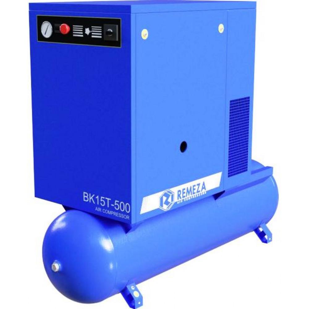 Винтовой компрессор ВК15Т-8-500