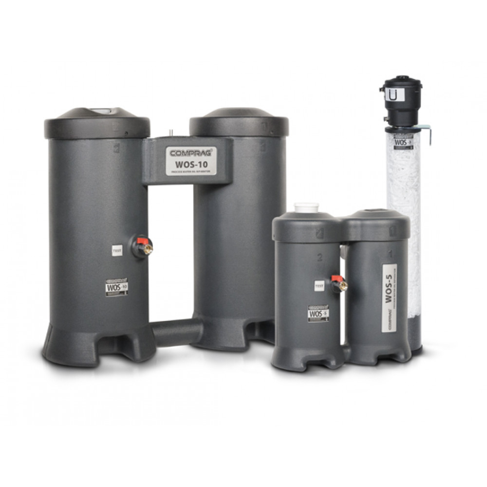 Сепаратор технологического конденсата WOS-30