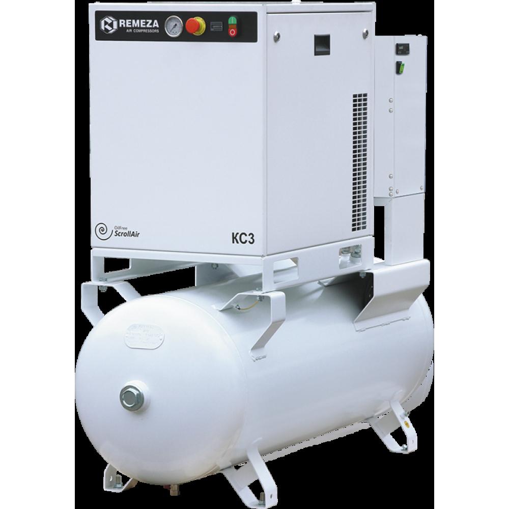 Спиральный компрессор КС3-10-270АМ