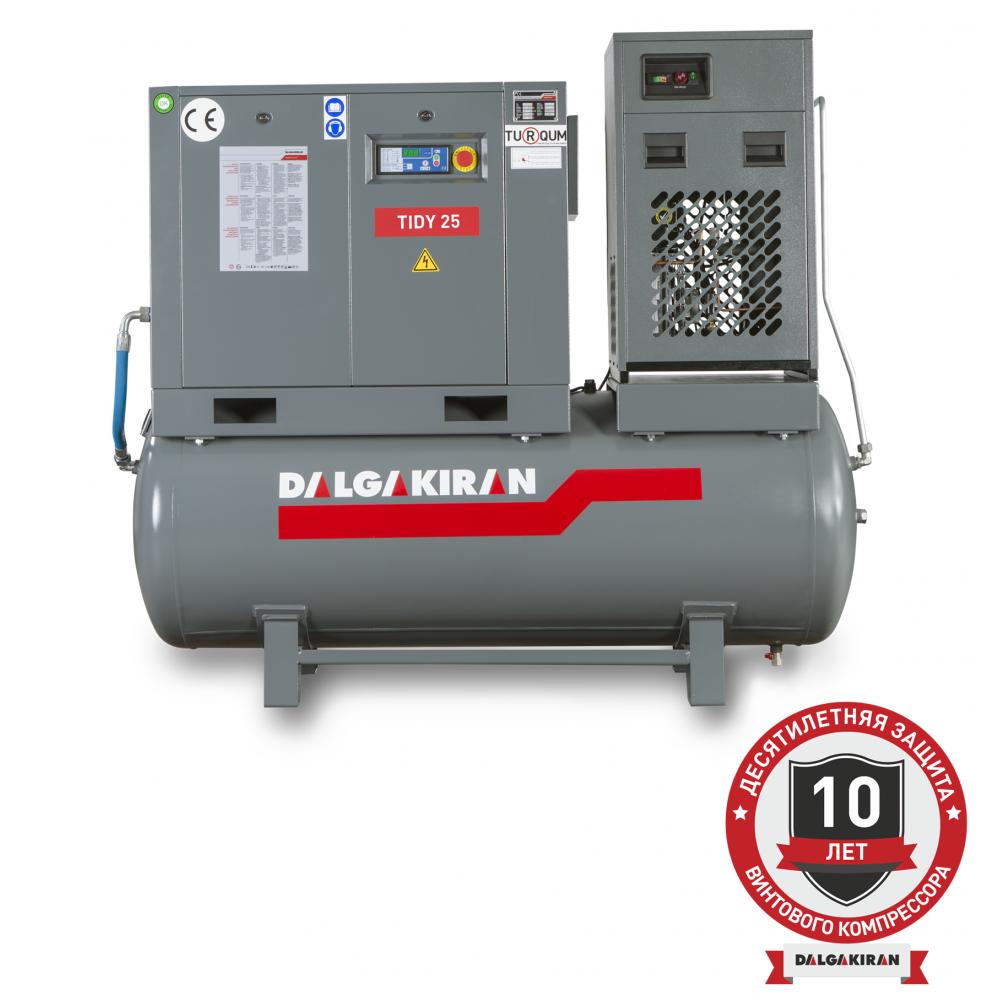 Компрессор винтовой TIDY25-10-500D  (Compact)
